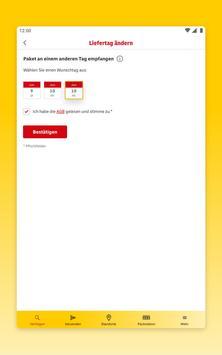 DHL Paket Screenshot 18