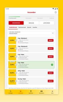 DHL Paket Screenshot 19
