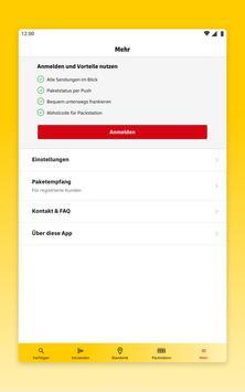 Post & DHL Screenshot 23