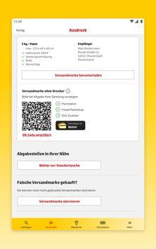 DHL Paket Screenshot 20