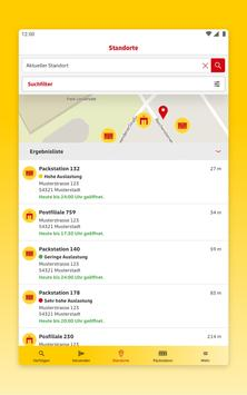 DHL Paket Screenshot 21