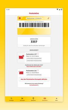 DHL Paket Screenshot 22