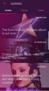 Eurovision screenshot 3