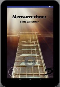 Mensurrechner screenshot 3