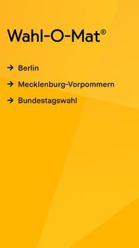 Wahl-O-Mat Screenshot 1