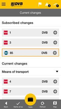 DVB mobil screenshot 5