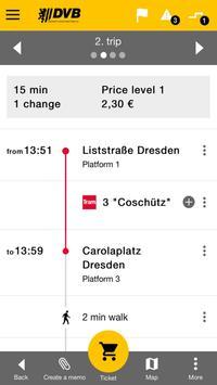 DVB mobil screenshot 2