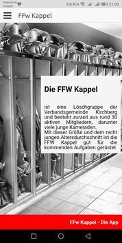 FFW Kappel poster