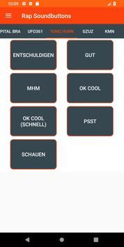 Rap Soundbuttons screenshot 2