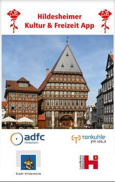 Hildesheimer Kultur & Freizeit App poster