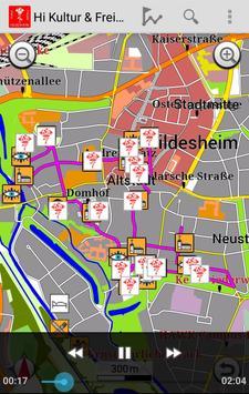 Hildesheimer Kultur & Freizeit App screenshot 1
