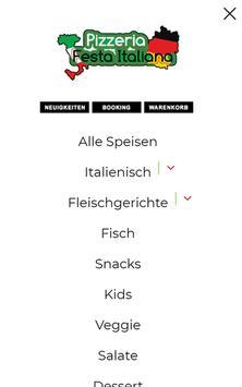 Pizzeria Festa Italiana (Hainburg) screenshot 2