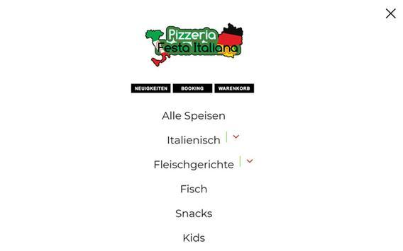 Pizzeria Festa Italiana (Hainburg) screenshot 4