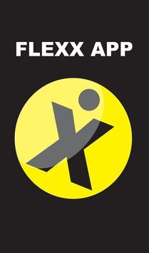 Flexx Fitness poster