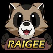 RaigeeApp icon