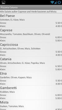 Pizzeria Catania screenshot 3