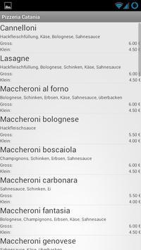 Pizzeria Catania screenshot 2