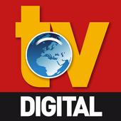 TV-Programm TV DIGITAL Zeichen