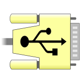 ikon Serial USB Terminal