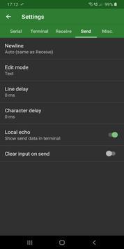 Serial USB Terminal screenshot 6