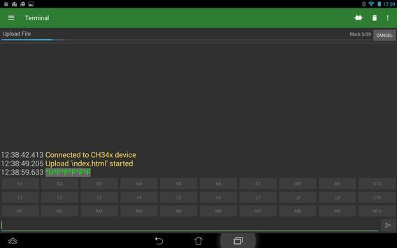 Serial USB Terminal screenshot 8
