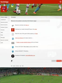 Kicktipp screenshot 12