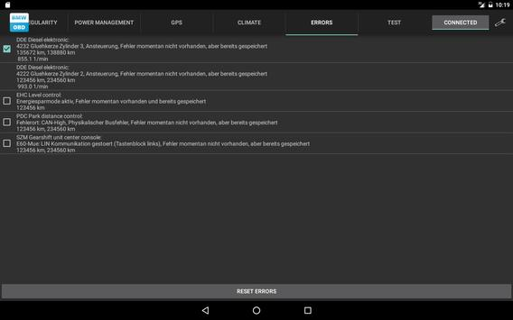 Deep OBD for BMW and VAG screenshot 10