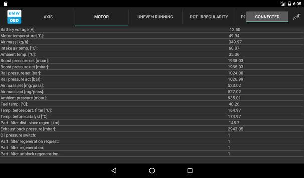 Deep OBD for BMW and VAG screenshot 15