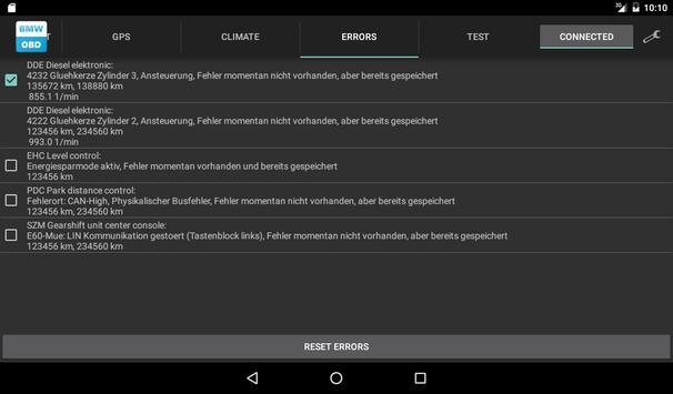 Deep OBD for BMW and VAG screenshot 17