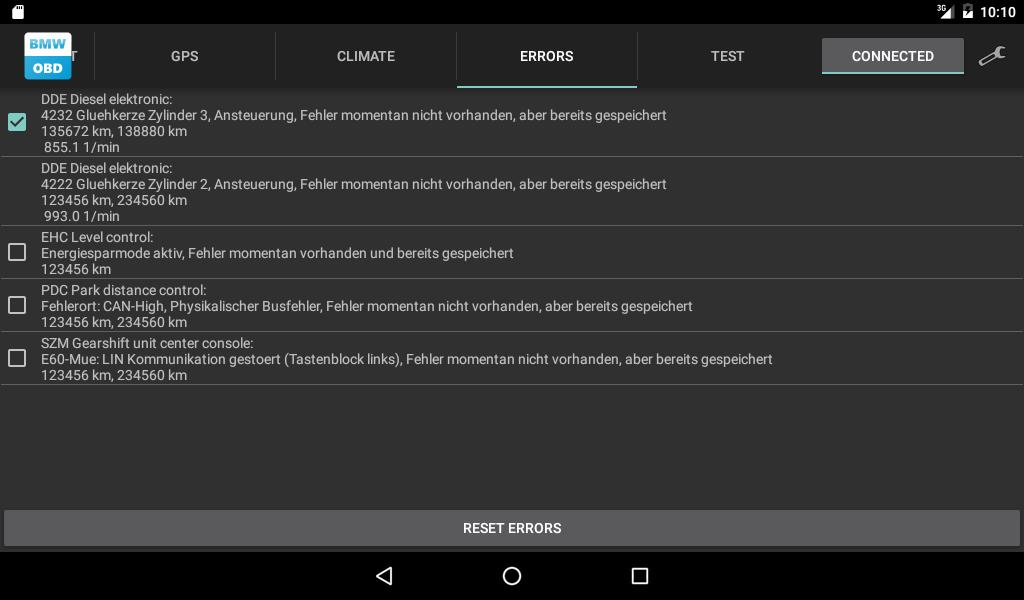 Deep OBD for BMW and VAG for Android - APK Download