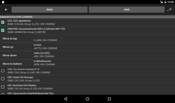 Deep OBD for BMW and VAG screenshot 18
