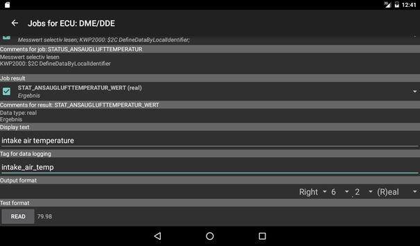 Deep OBD for BMW and VAG screenshot 19