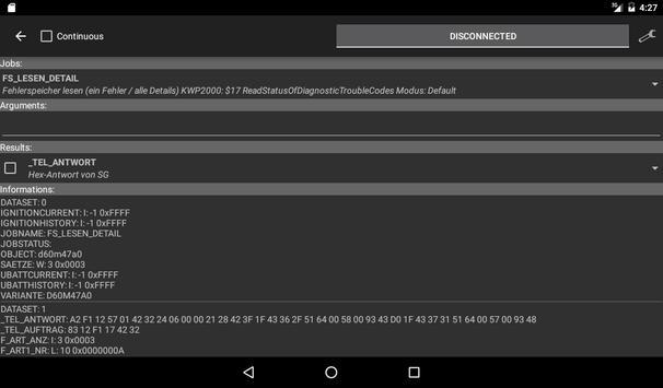 Deep OBD for BMW and VAG screenshot 20