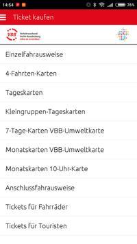 Bus & Bahn 截圖 5