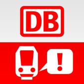 DB Streckenagent icon