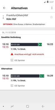 DB Streckenagent screenshot 4