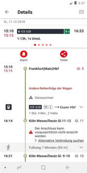 DB Streckenagent screenshot 1