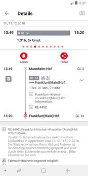 DB Streckenagent screenshot 2