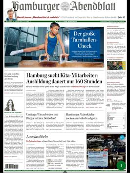 Hamburger Abendblatt – E-Paper screenshot 11