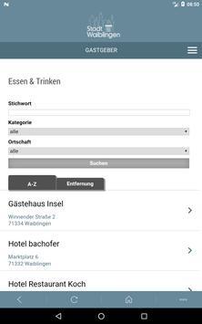 Stadt Waiblingen screenshot 11