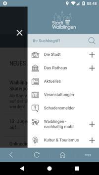 Stadt Waiblingen screenshot 1