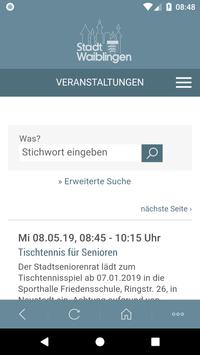 Stadt Waiblingen screenshot 2