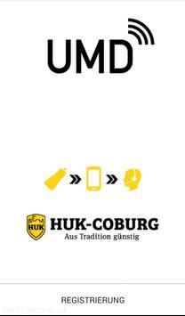 HUK UMD poster