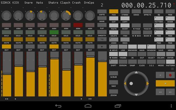TouchDAW Demo screenshot 15