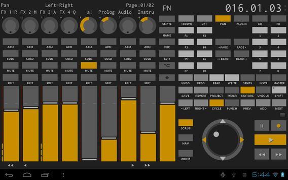 TouchDAW Demo screenshot 8
