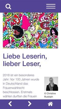 Wegweiserin für Frauen und Mädchen Lübeck screenshot 1