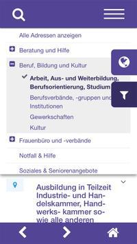 Wegweiserin für Frauen und Mädchen Lübeck screenshot 2