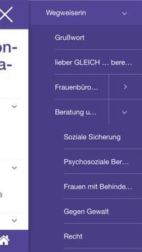Wegweiserin für Frauen und Mädchen Lübeck screenshot 5