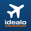 idealo flights - cheap airline ticket booking app 图标