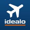 idealo flights - cheap airline ticket booking app أيقونة